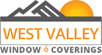 West Valley Window Coverings Mobile Logo
